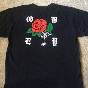 Obey t shirt, worn once!